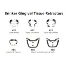 Brinker Clamps B2 кламп для разрушенных зубов
