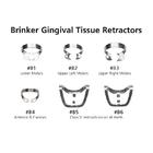 Brinker B6 (Бринкер) Clamps кламп (кламмер) для разрушенных зубов