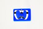 Кламп №6 (бабочка) для лабиальных полостей Dentech