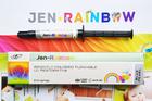 Jen-Rainbow (Джен-Раинбов) цветной пломбировочный композит